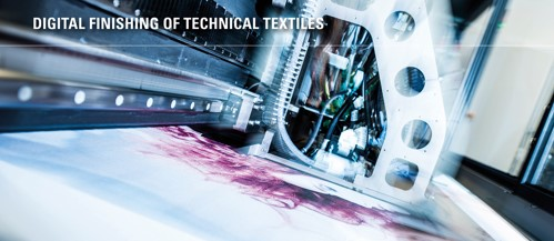 TenCate Digital Finishing of technical textiles